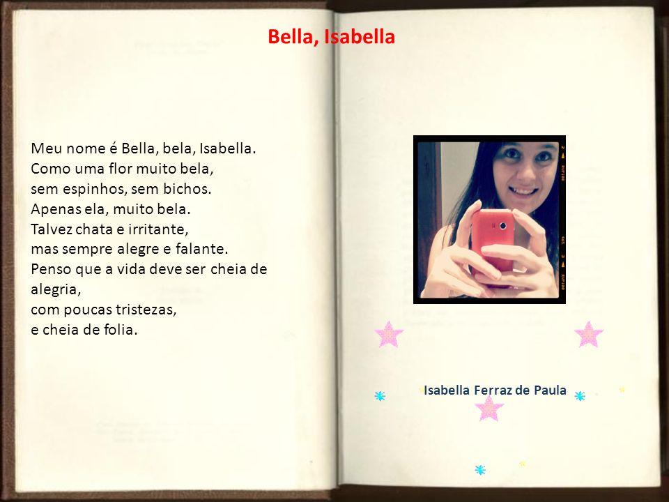 Isabella Ferraz de Paula