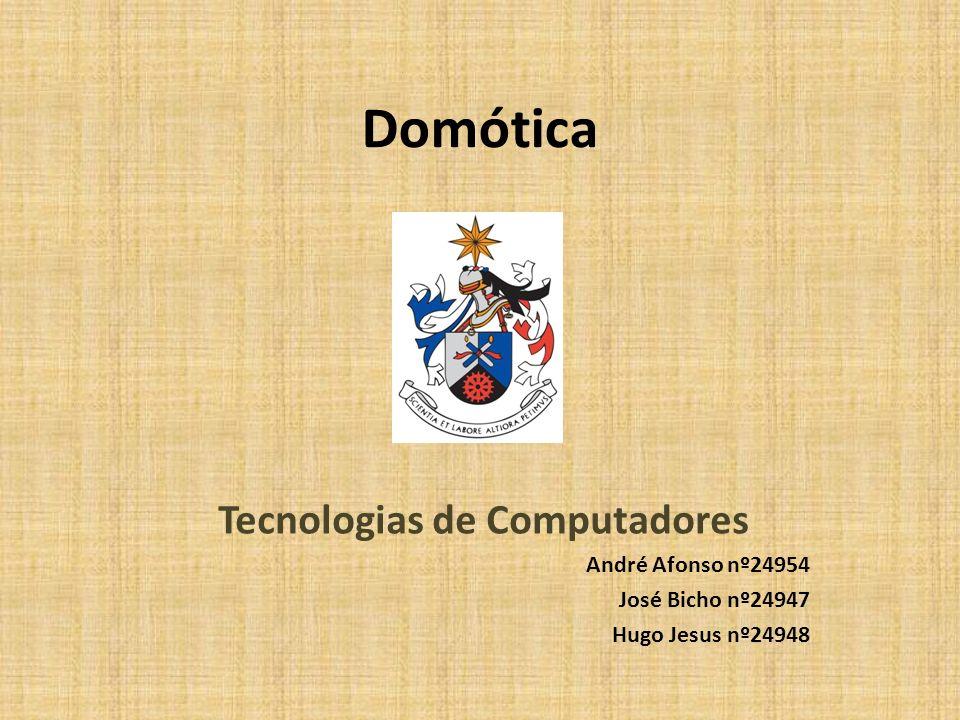 Tecnologias de Computadores