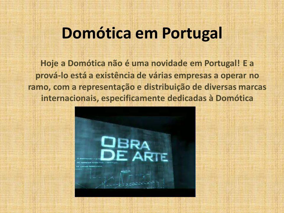 Domótica em Portugal