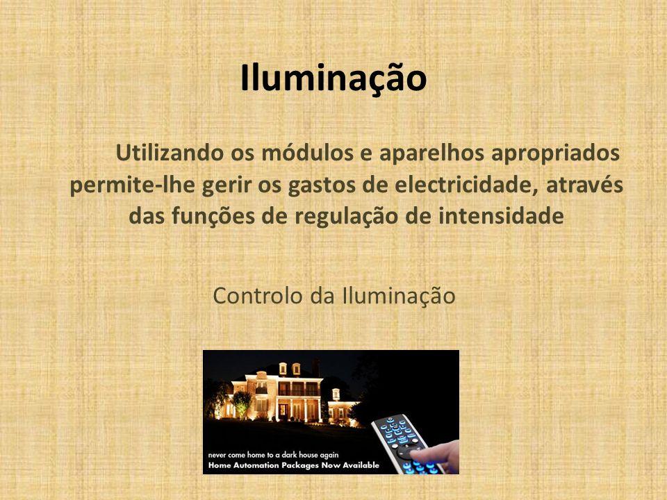 Controlo da Iluminação