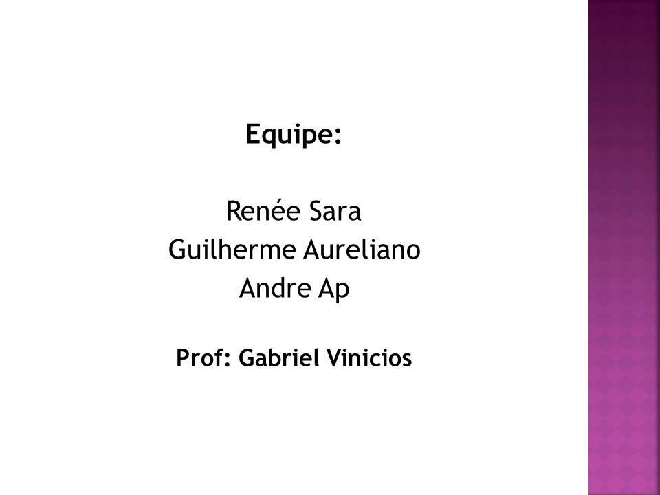 Prof: Gabriel Vinicios