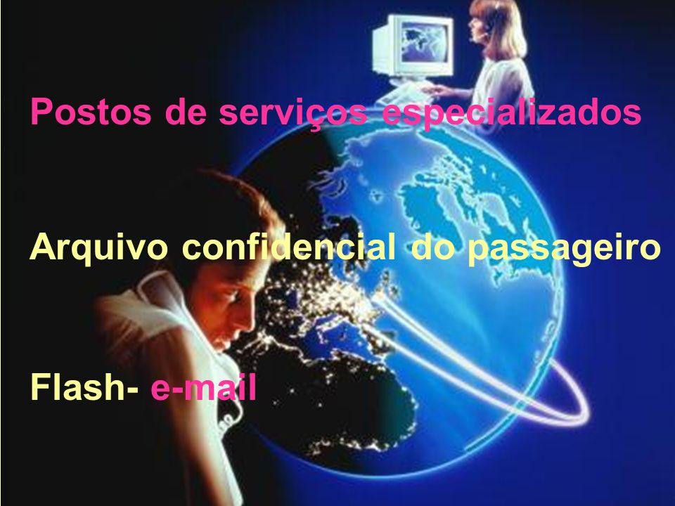 Postos de serviços especializados