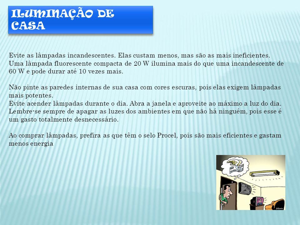 ILUMINAÇÃO DE CASA