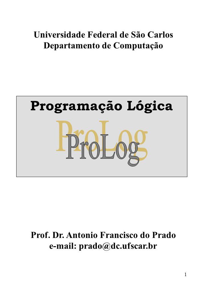 Programação Lógica ProLog