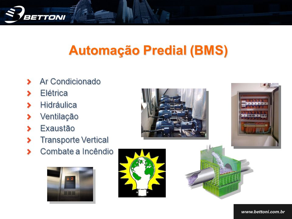 Automação Predial (BMS)