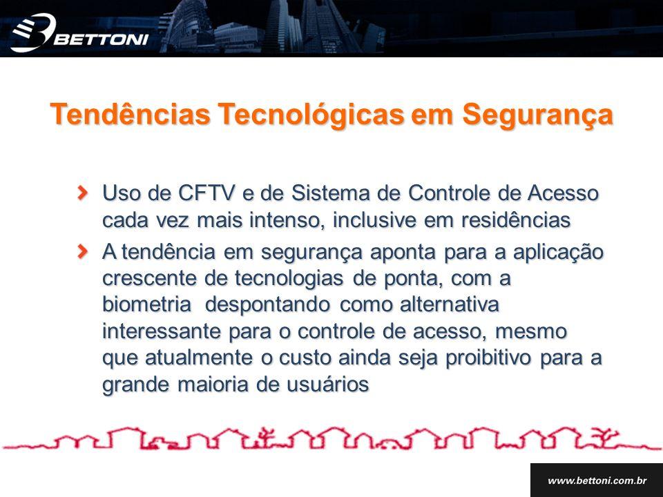 Tendências Tecnológicas em Segurança