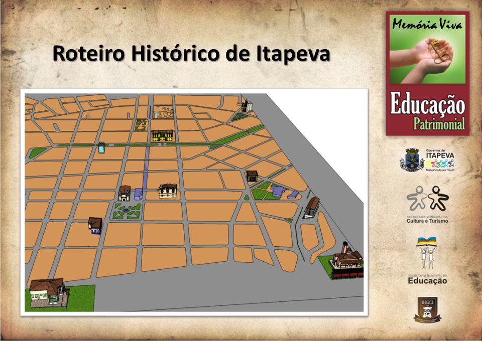 Roteiro Histórico de Itapeva