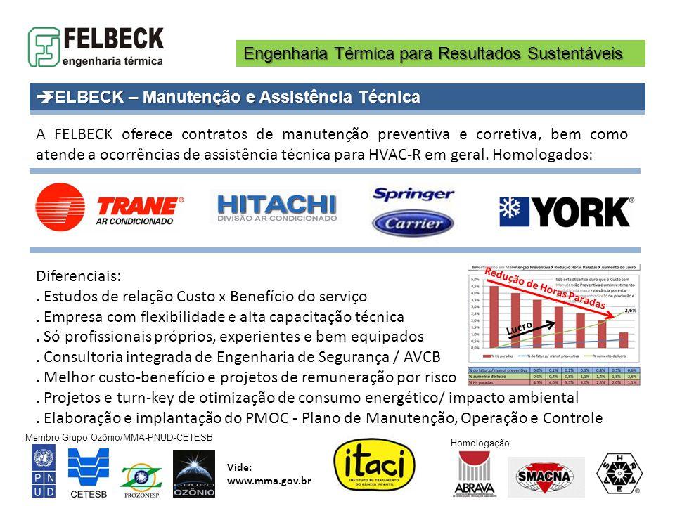 FELBECK – Manutenção e Assistência Técnica