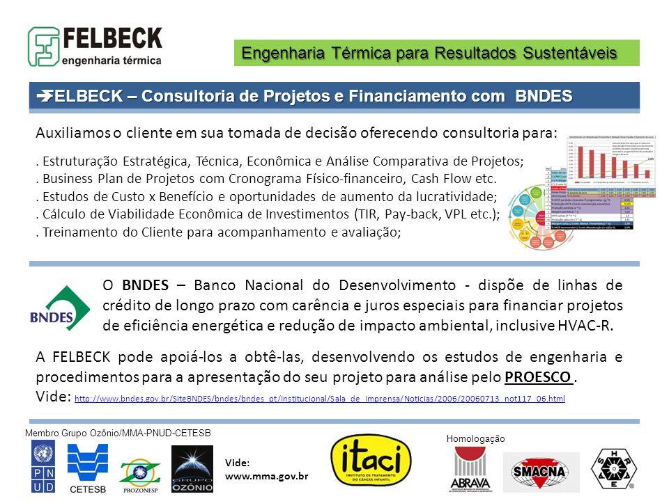 FELBECK – Consultoria de Projetos e Financiamento com BNDES