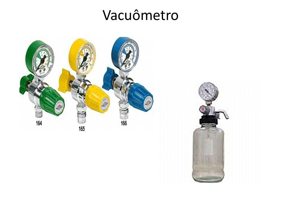 Vacuômetro