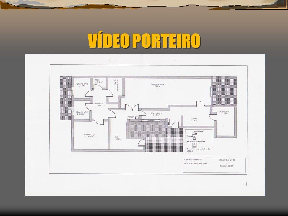 VÍDEO PORTEIRO