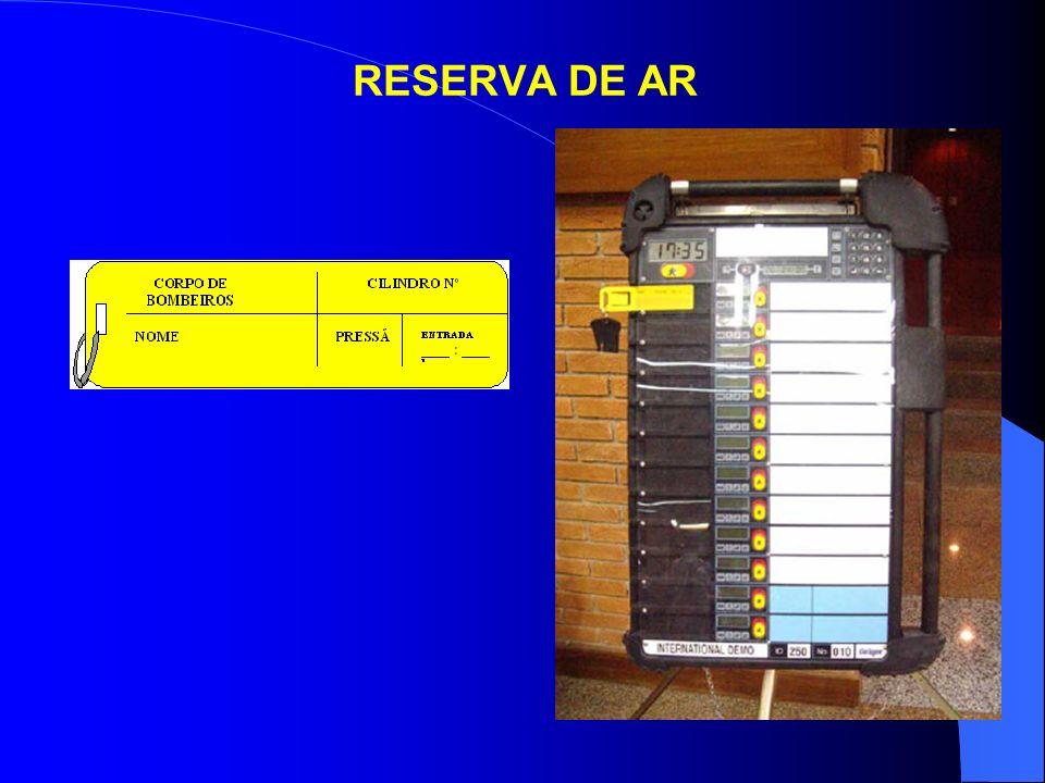 RESERVA DE AR