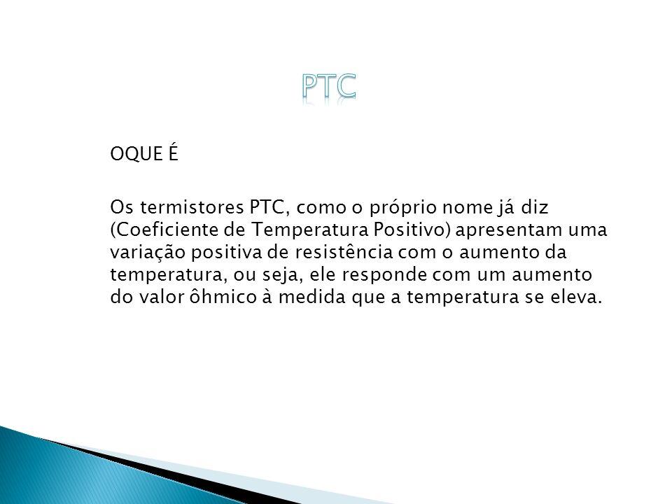 PTC OQUE É.