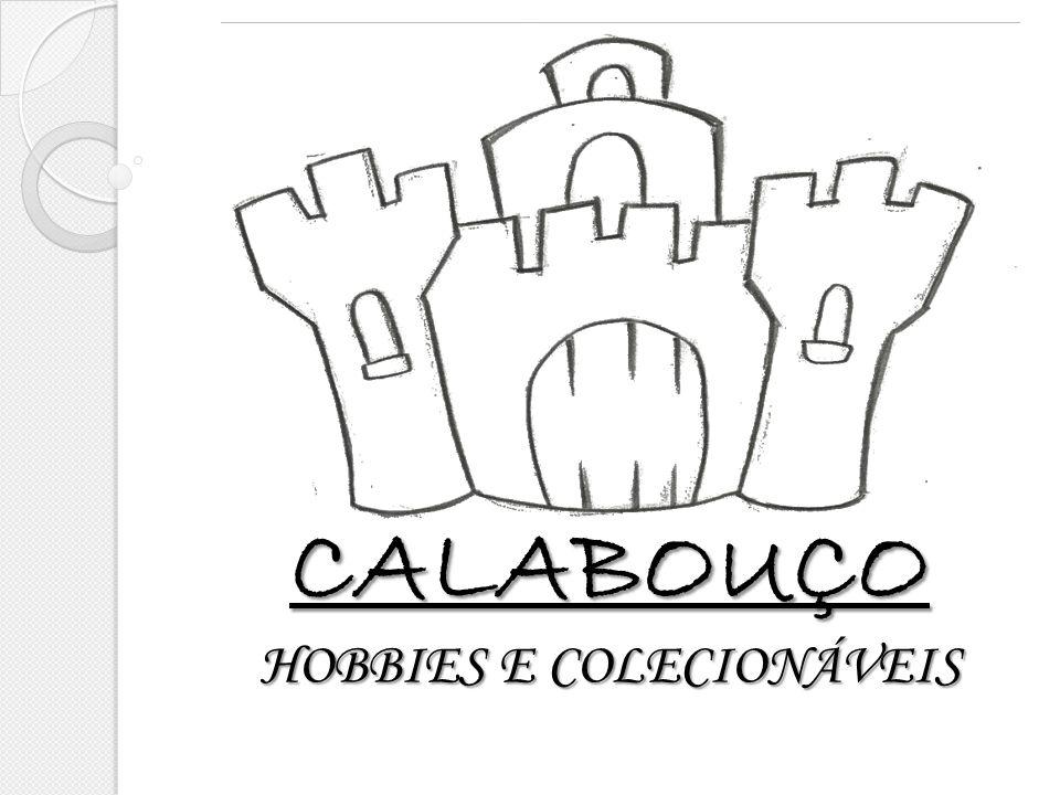 CALABOUÇO HOBBIES E COLECIONÁVEIS