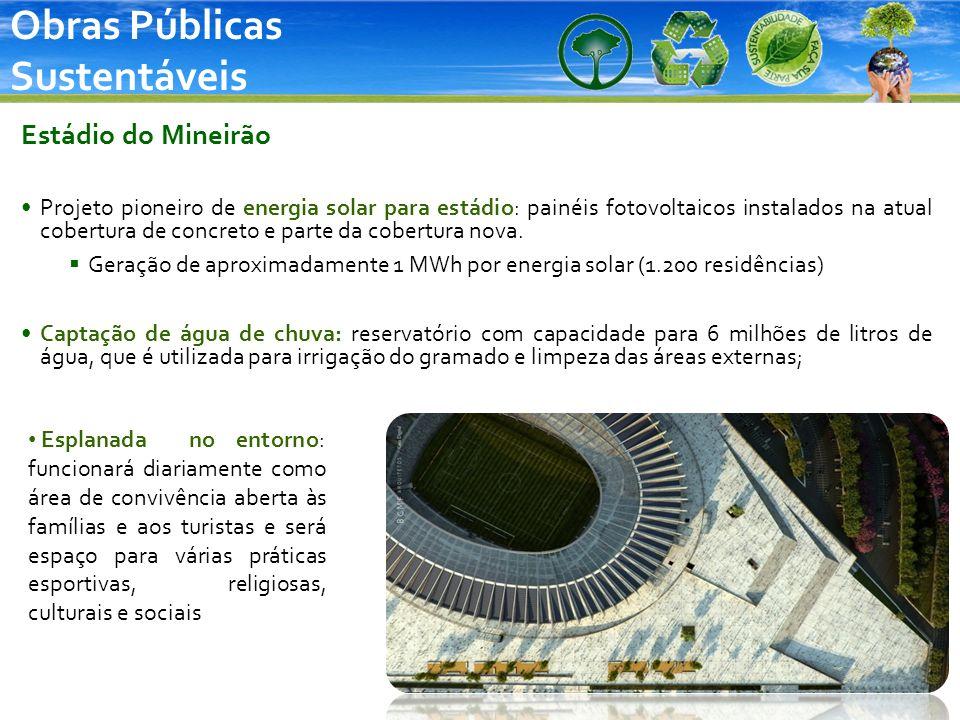 Obras Públicas Sustentáveis