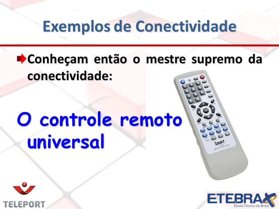 Exemplos de Conectividade