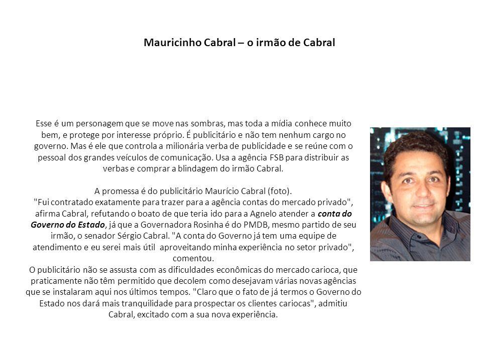 Mauricinho Cabral – o irmão de Cabral