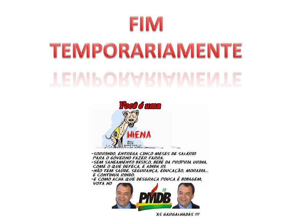 FIM TEMPORARIAMENTE