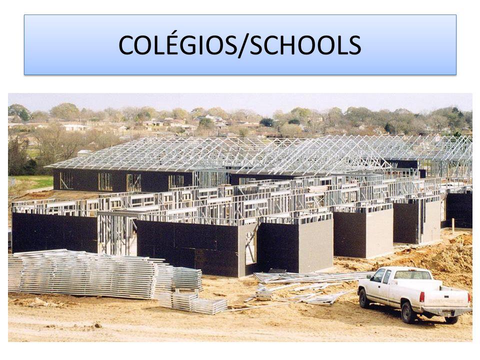 COLÉGIOS/SCHOOLS