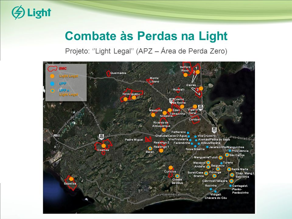 Combate às Perdas na Light