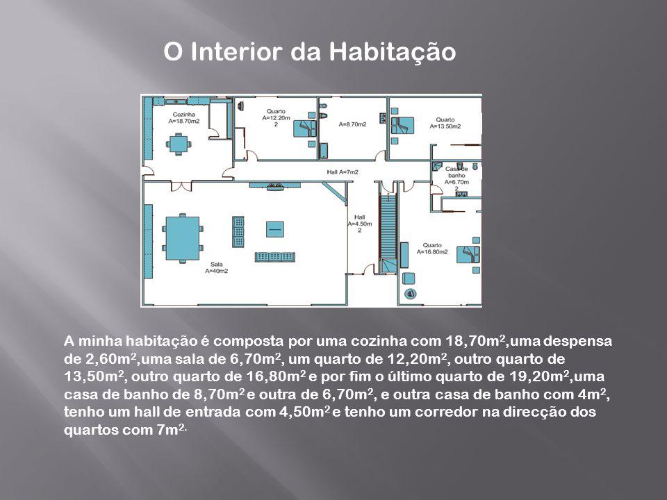 O Interior da Habitação