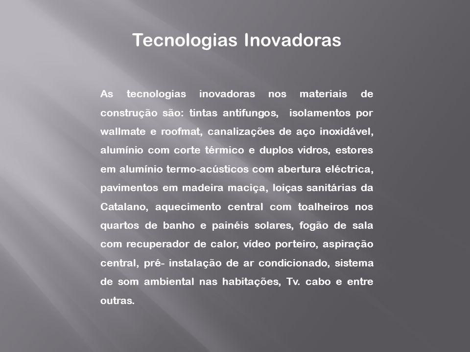 Tecnologias Inovadoras