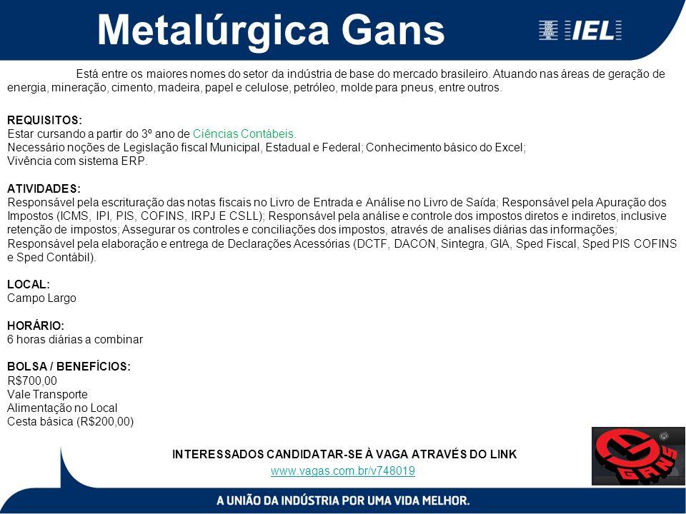 Metalúrgica Gans
