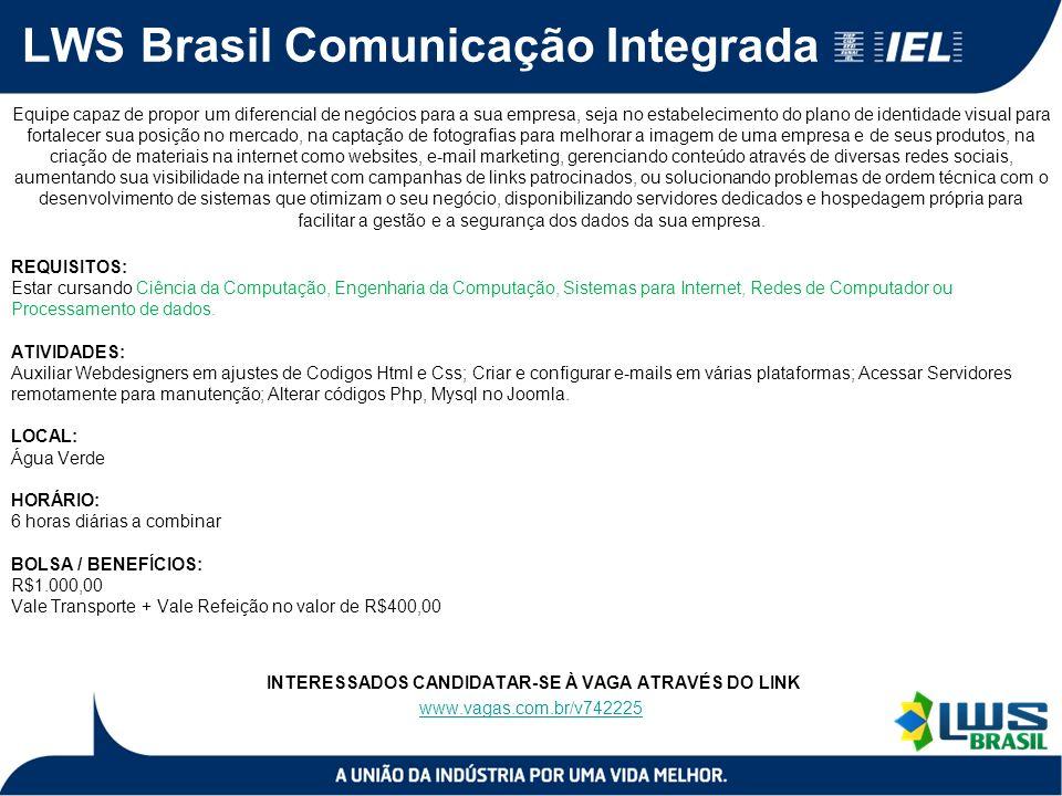 LWS Brasil Comunicação Integrada