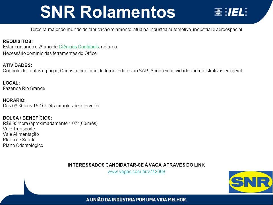 SNR Rolamentos