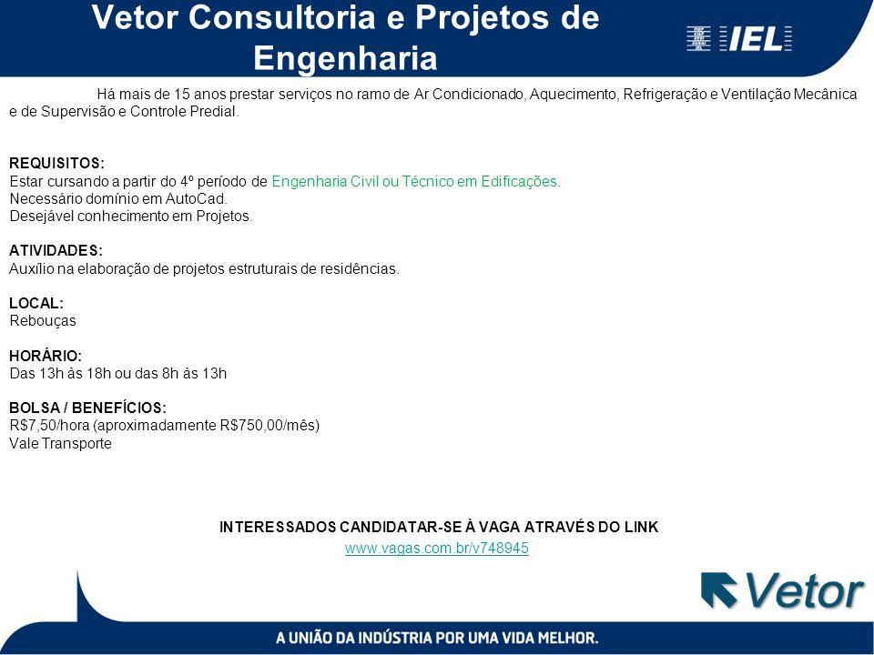 Vetor Consultoria e Projetos de Engenharia