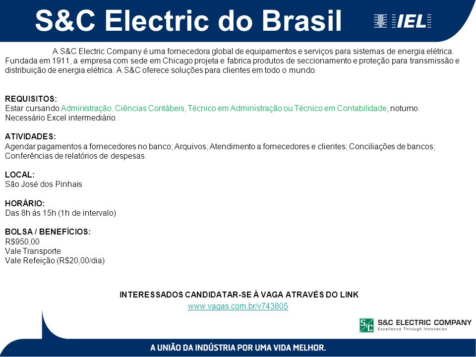 S&C Electric do Brasil