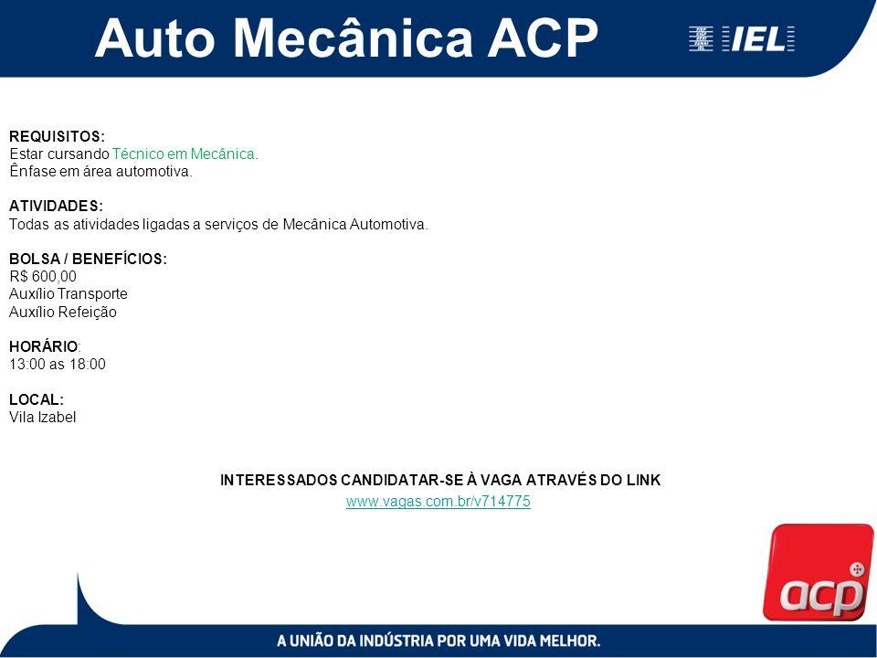 Auto Mecânica ACP