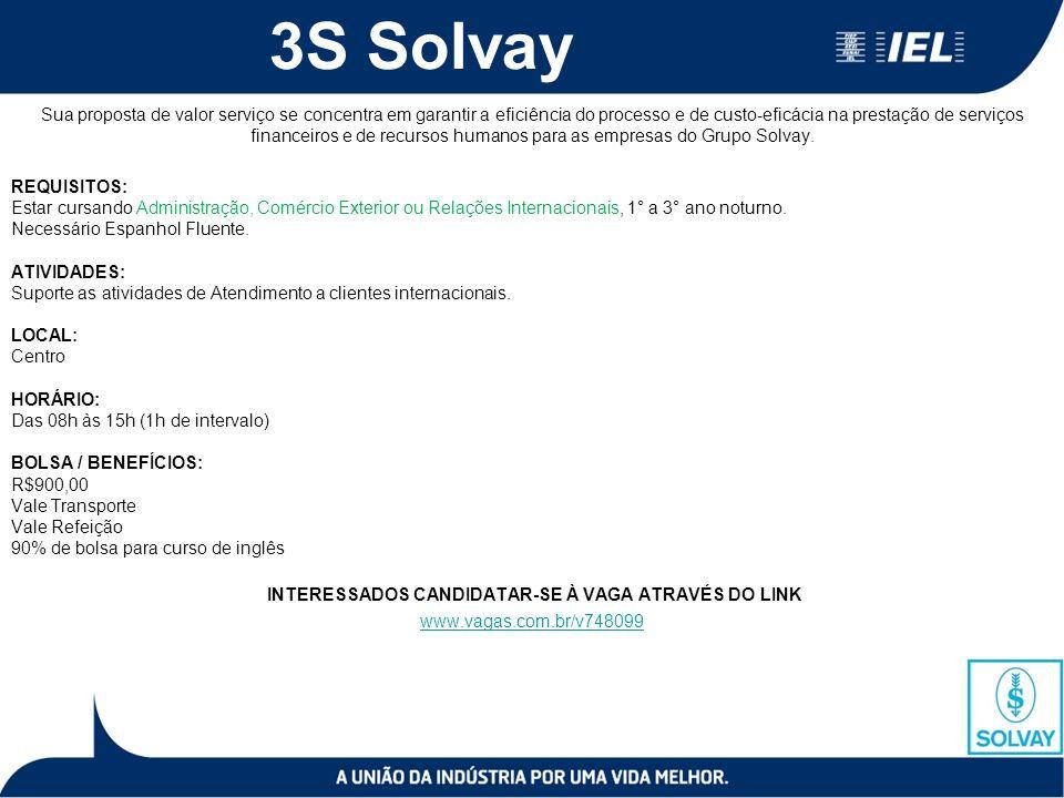 3S Solvay