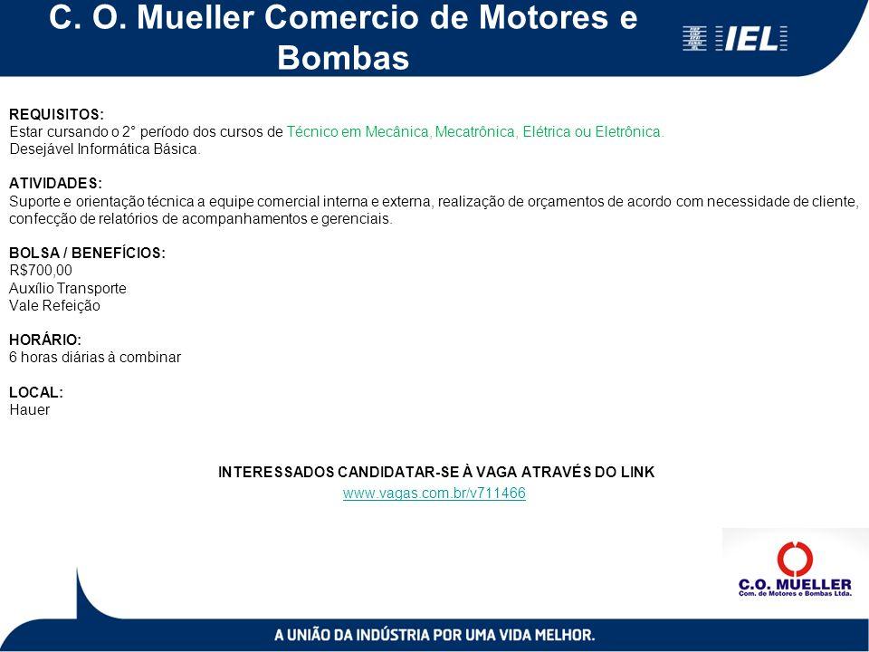 C. O. Mueller Comercio de Motores e Bombas