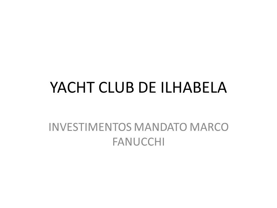 INVESTIMENTOS MANDATO MARCO FANUCCHI