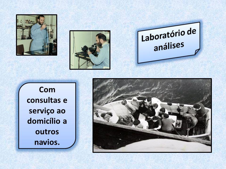 Laboratório de análises