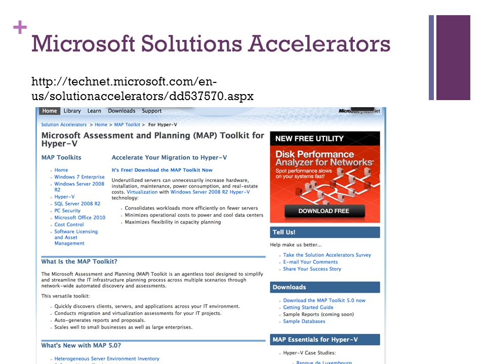 Microsoft Solutions Accelerators