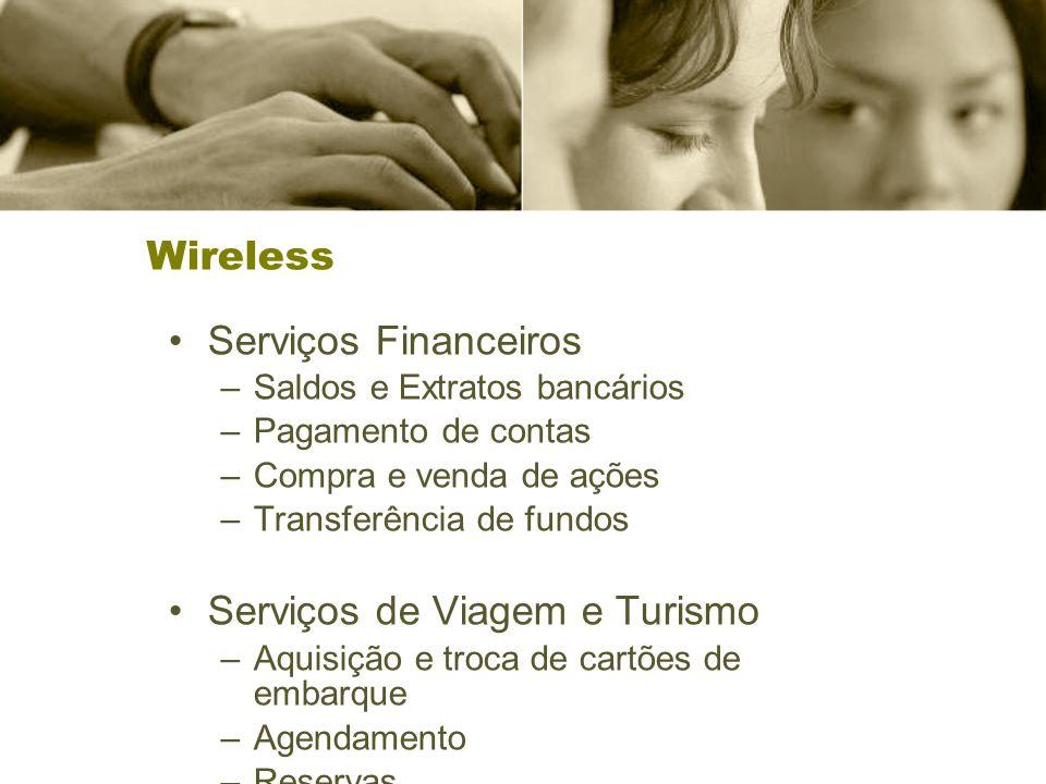 Serviços de Viagem e Turismo