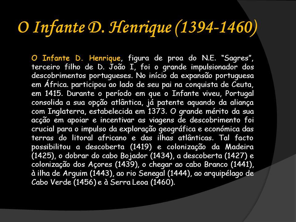 O Infante D. Henrique (1394-1460)