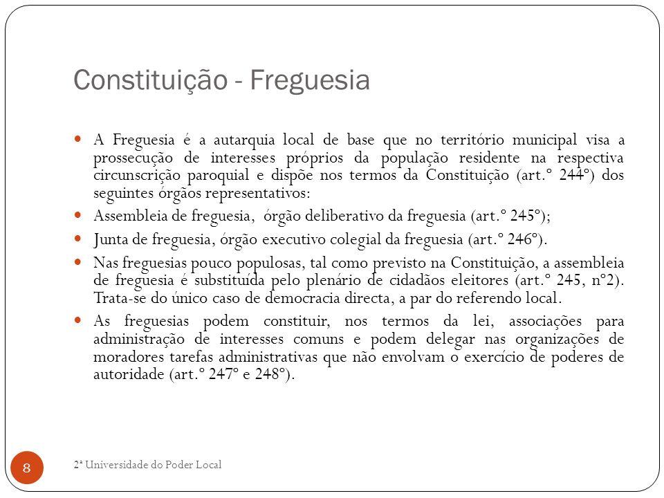 Constituição - Freguesia