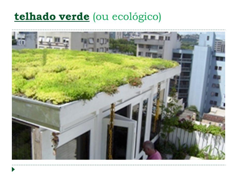 telhado verde (ou ecológico)