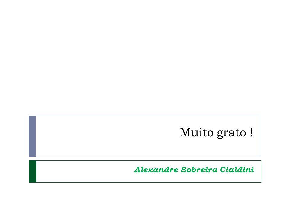 Alexandre Sobreira Cialdini