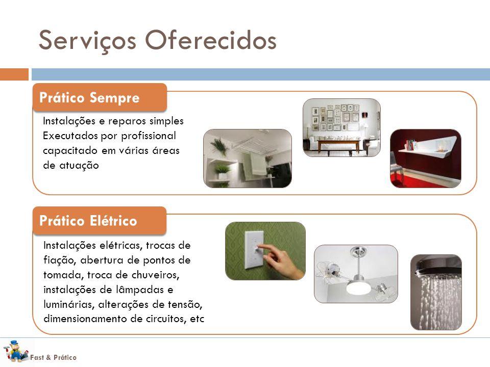 Serviços Oferecidos Prático Sempre Prático Elétrico