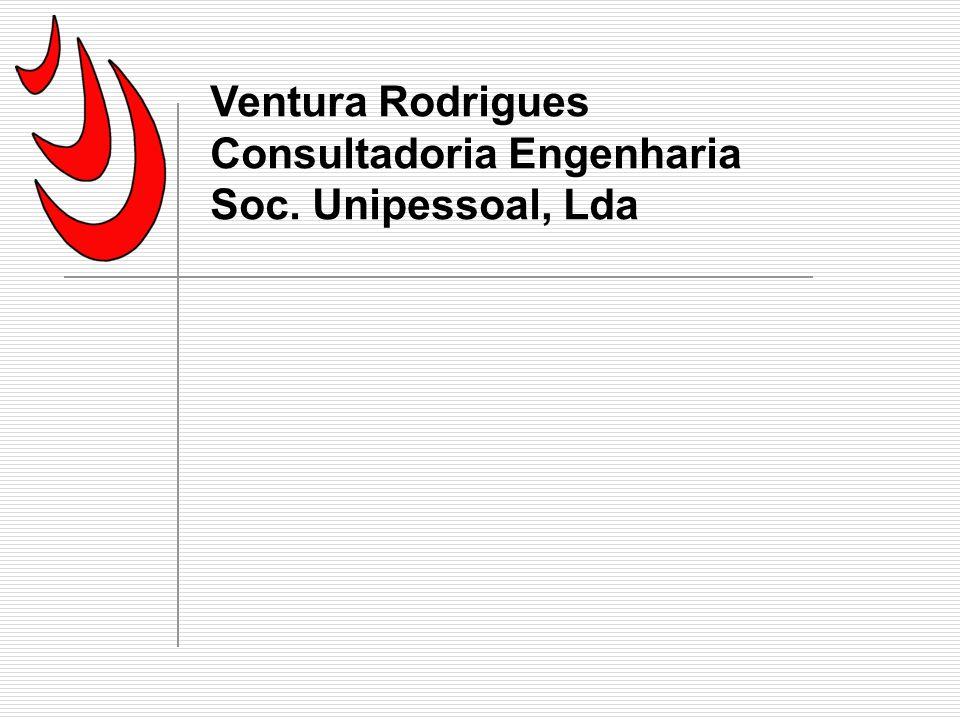 Inicio Ventura Rodrigues Consultadoria Engenharia Soc. Unipessoal, Lda