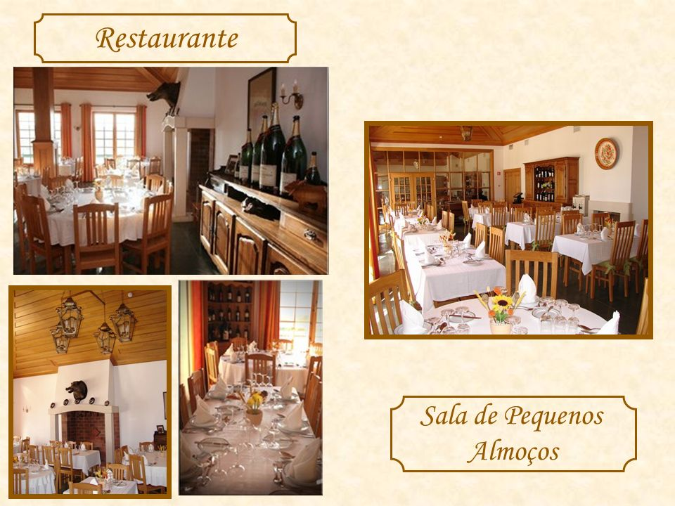Restaurante Sala de Pequenos Almoços