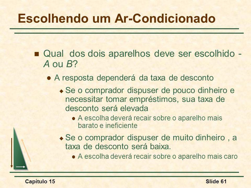 Escolhendo um Ar-Condicionado