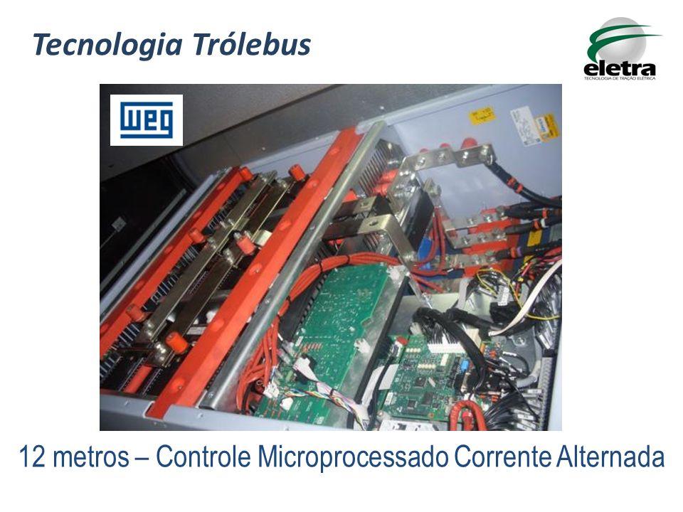 12 metros – Controle Microprocessado Corrente Alternada