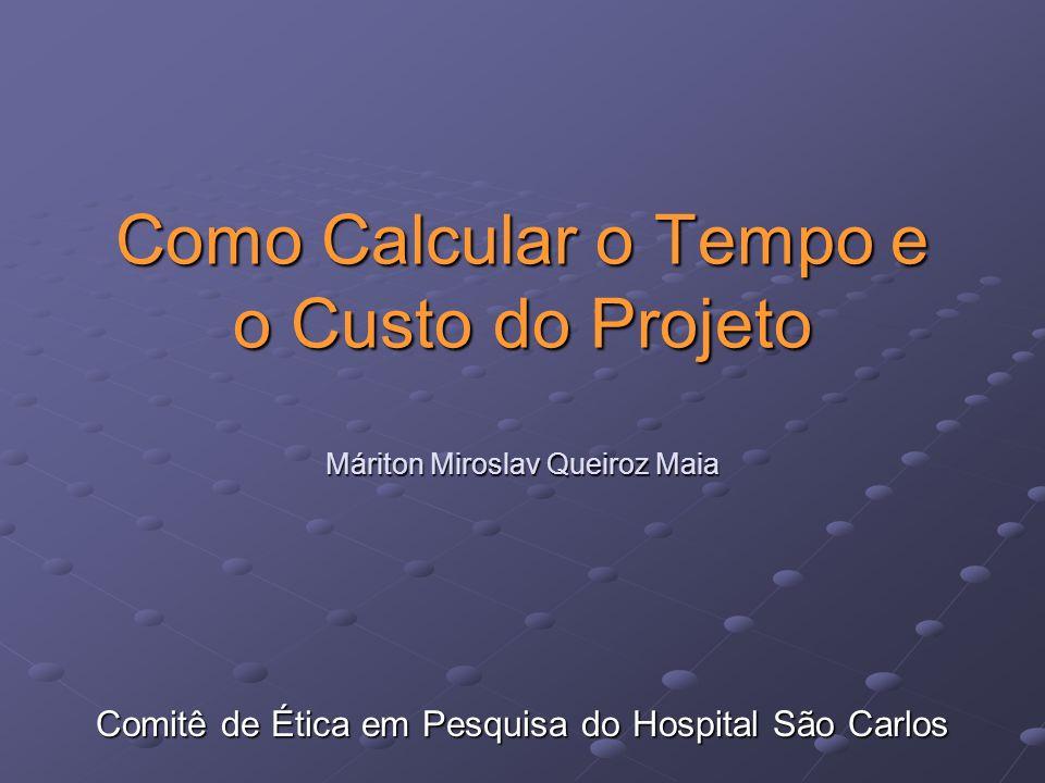 Comitê de Ética em Pesquisa do Hospital São Carlos