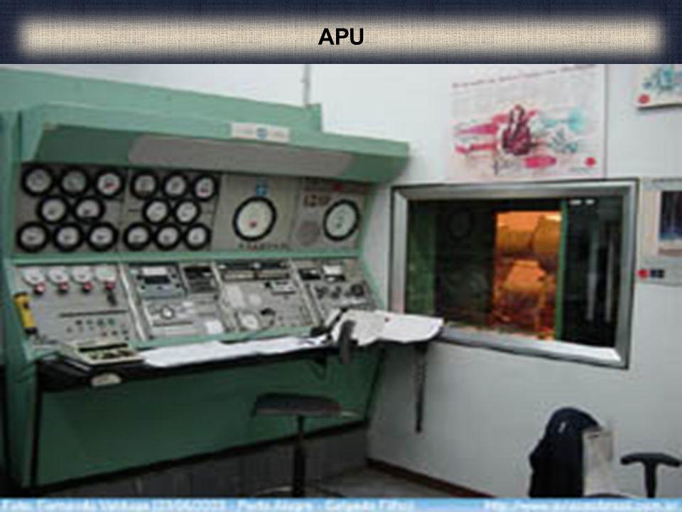 APU 4. Limpeza: segue-se limpeza das partes de acordo com ciclos de limpeza estabelecidos de acordo com a característica de cada parte.