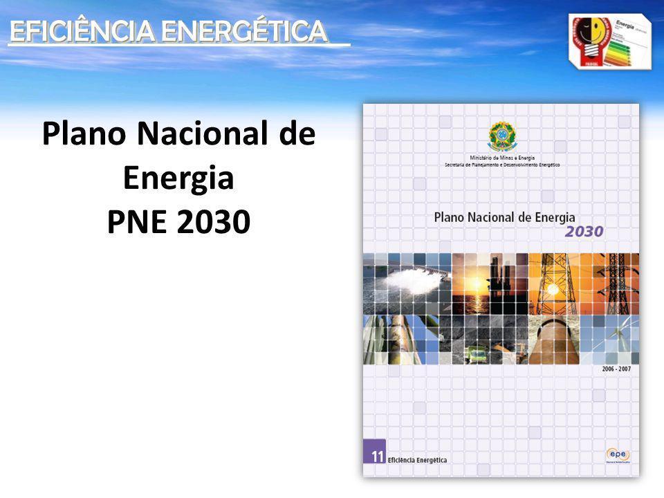 Plano Nacional de Energia PNE 2030